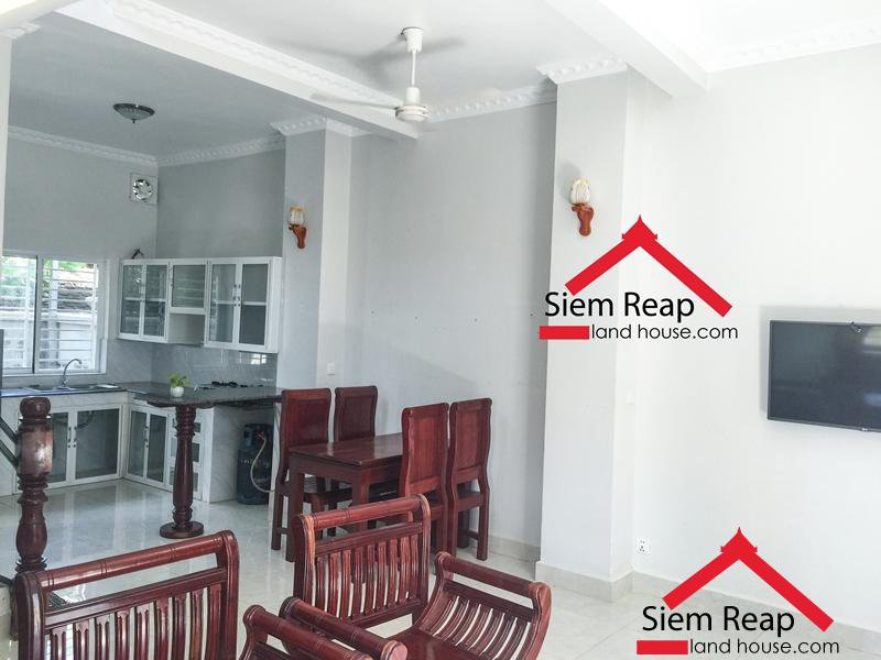 Consisting 2 bedrooms apartment for rent in siem reap ID: APP-192 $500 per month