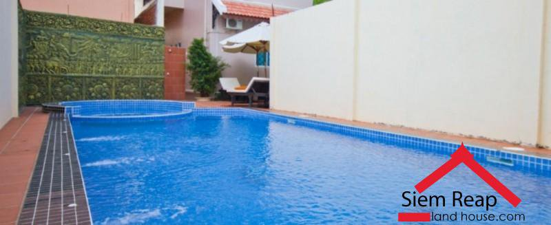 Luxurious 2 bedrooms apartment for rent in Siem Reap ID: AP-112 $700/m