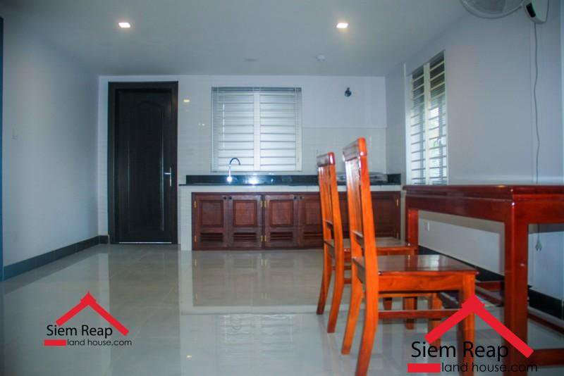 Newly 2 bedrooms apartment in siem reap for rent ID: AP-218 $550/m