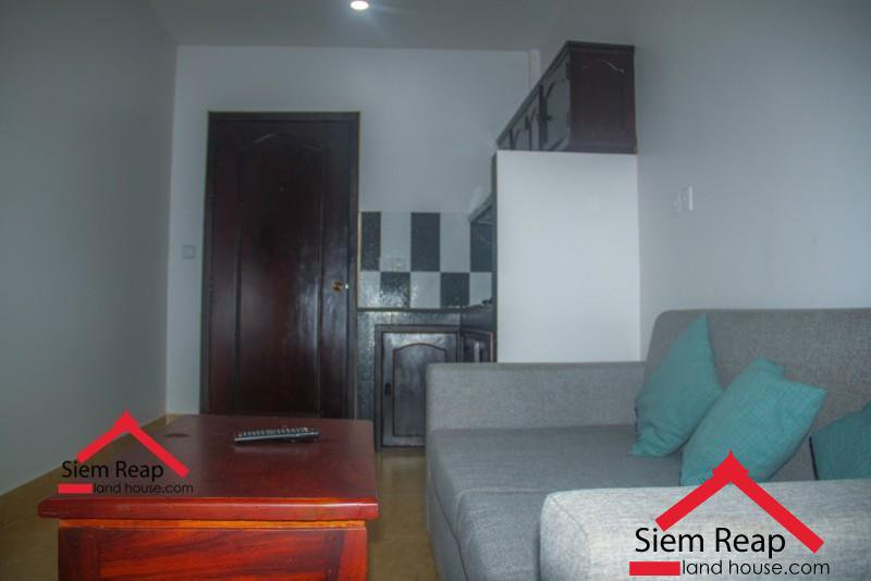 2 Bedrooms Apartment For Rent In Siem Reap, Cambodia $450/Month ID AP-173