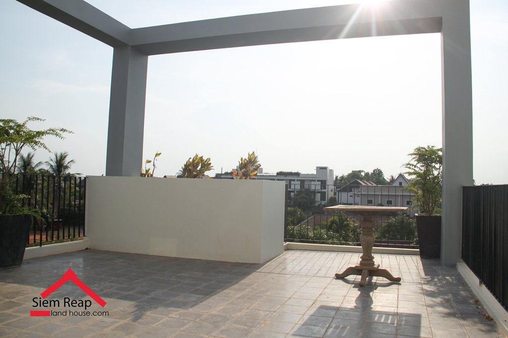 3 bedrooms with modern villa at Salakamreuk for Rent ID: HFR-231