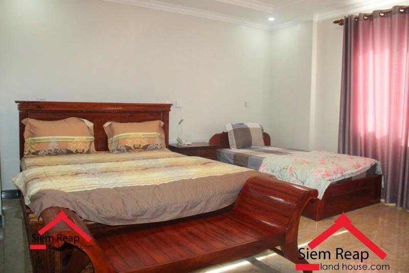 14 units Apartment in Taphul village siem reap for rent ID: CMFR-174 $6000 per month negotiate