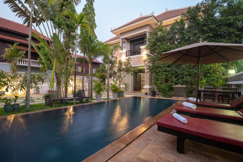 4 bedrooms villa for sale in siem reap