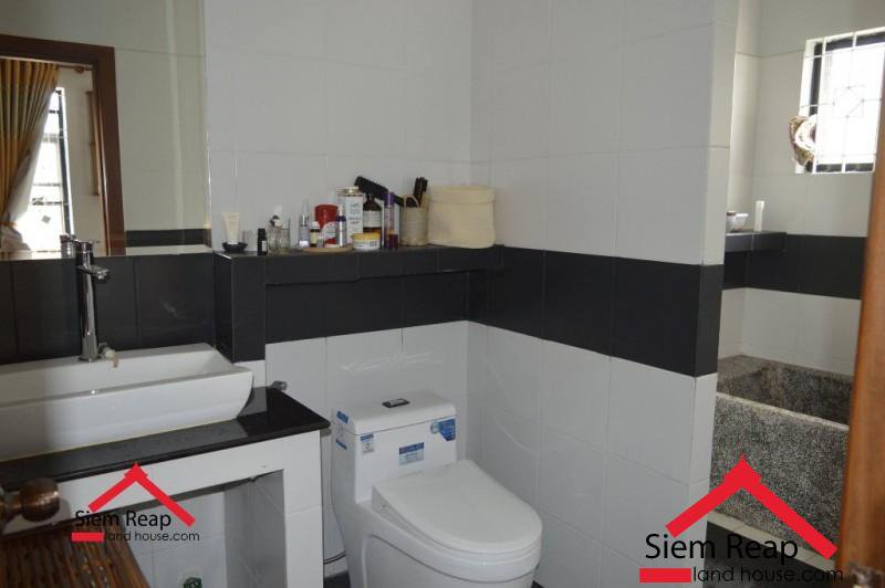 02 bedrooms house at Salakemreuk for rent ID: HFR-242 $600 per month