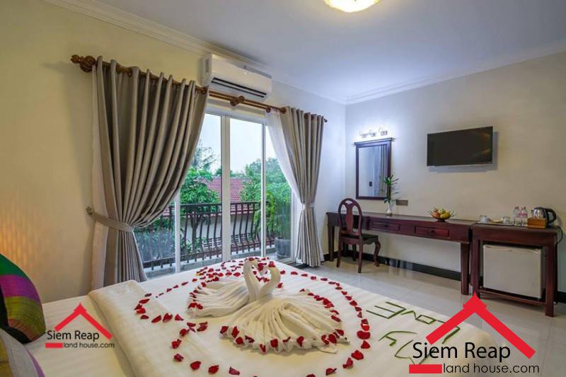 Hotel 21 bedrooms for rent ID: HR-136 $4000 per month