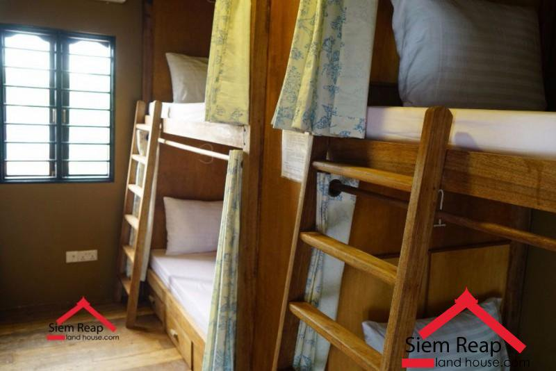 Hostel 12 bunk a long old market river for rent ID: HR-138 $700 per month