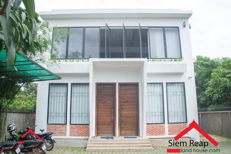 Office space 40sqm in siem reap for rent ID: CMFR-178 $400 per month