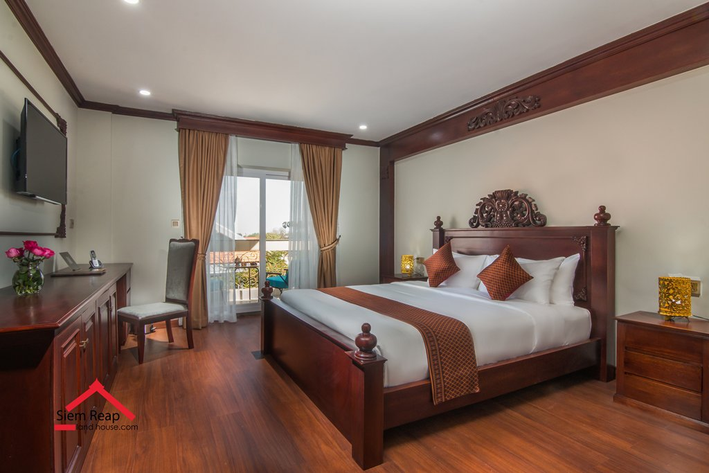 luxury Apartment1 bedrooms in siem reap for rent ID: A-232 $600 per month
