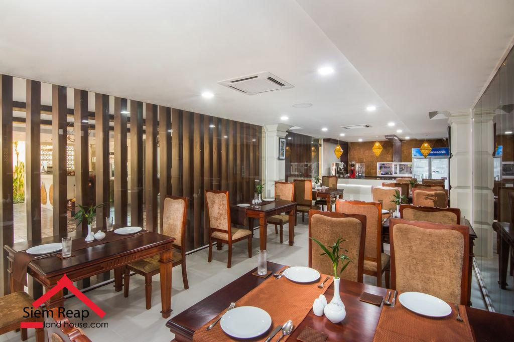 luxury  Apartment 1 bedrooms in siem reap for rent ID: AP-232 $700 per month