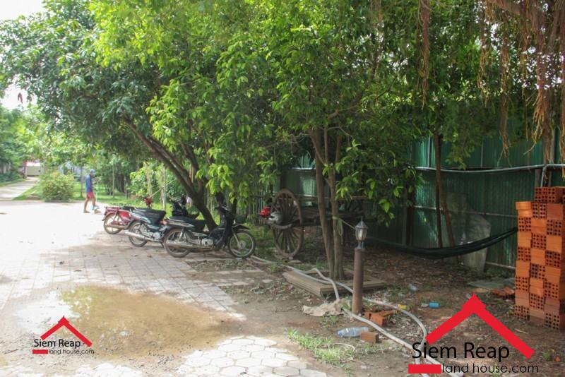 Apartment 1 bedroom Individual Largest in Siem Reap for rent ID: A-231 $350 per month