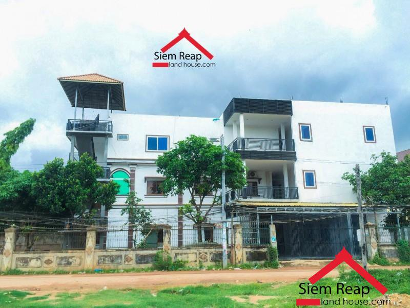 Commercial Building in siem reap for rent ID: CMFR-181 $3500/m