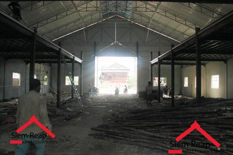 Warehouse for rent ID: CMFR-188 $2500/m
