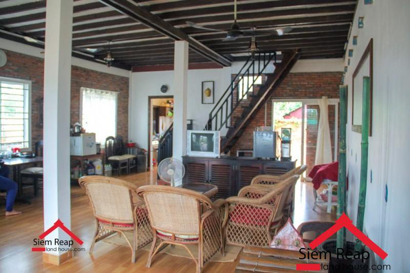 1 bedrooms house at Chreav for rent ID: HFR-260 $400/Month