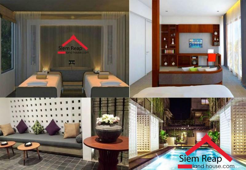 Four star grade luxury hotel 16 bedrooms for rent ID: HR-185 $8500/M