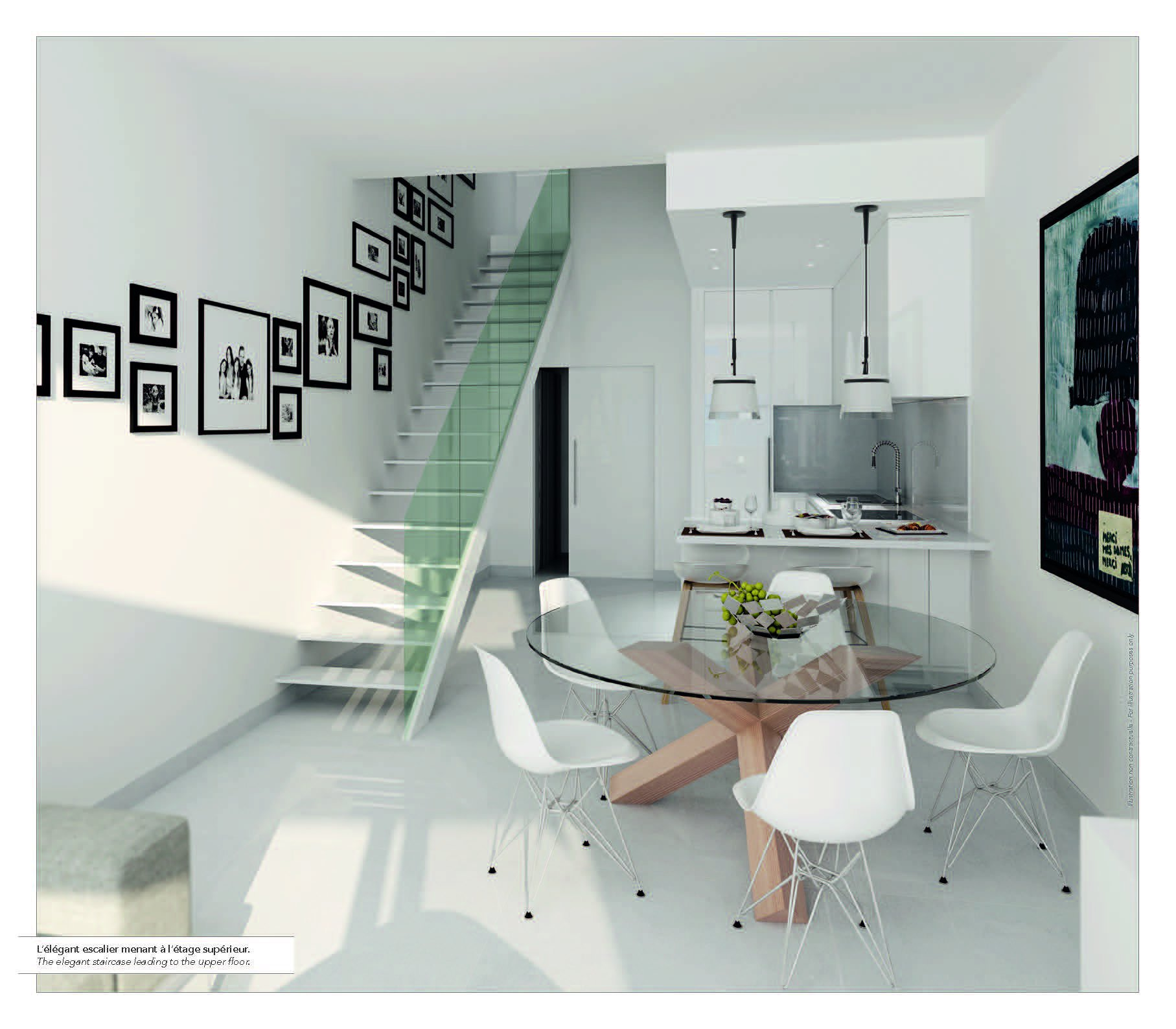 Stella - One-bedroom apartment - Duplex