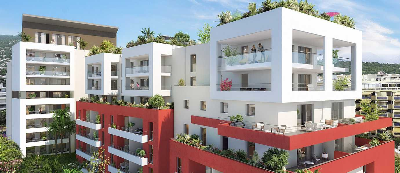 Новостройки Апартаменты - Рокбрюн-Кап-Мартен (Roquebrune-Cap-Martin)