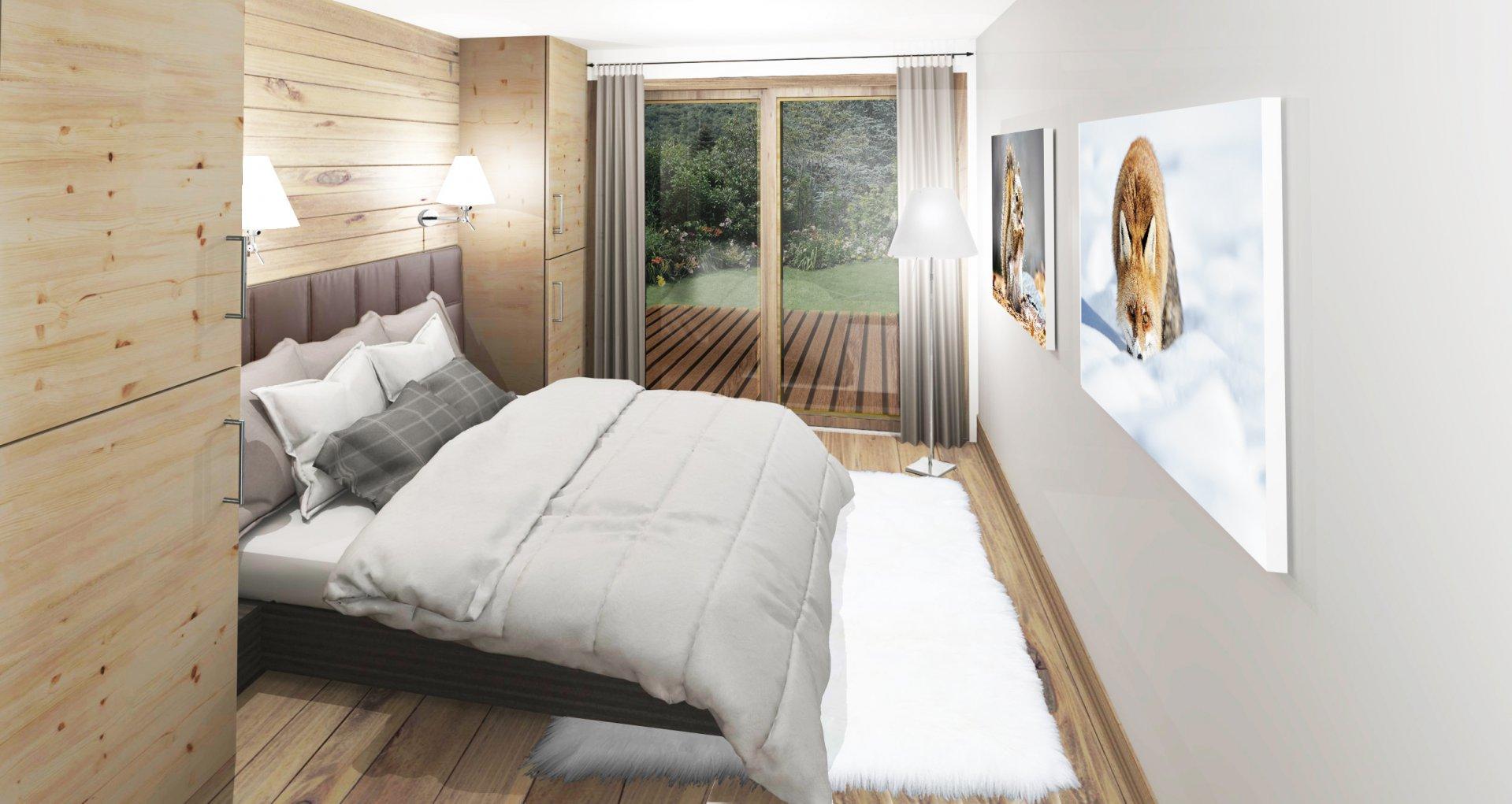 Apartment T2 l'Atelier