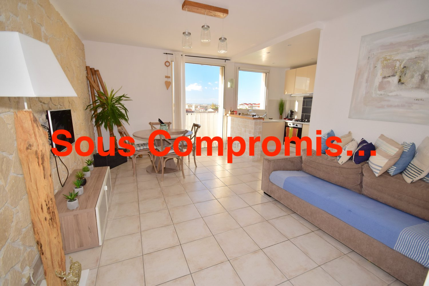 Sale Apartment - Marseille 8ème La Plage