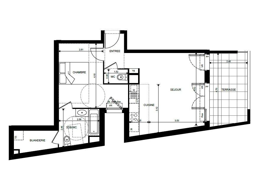 Продажа Апартаменты - Рокбрюн-Кап-Мартен (Roquebrune-Cap-Martin)