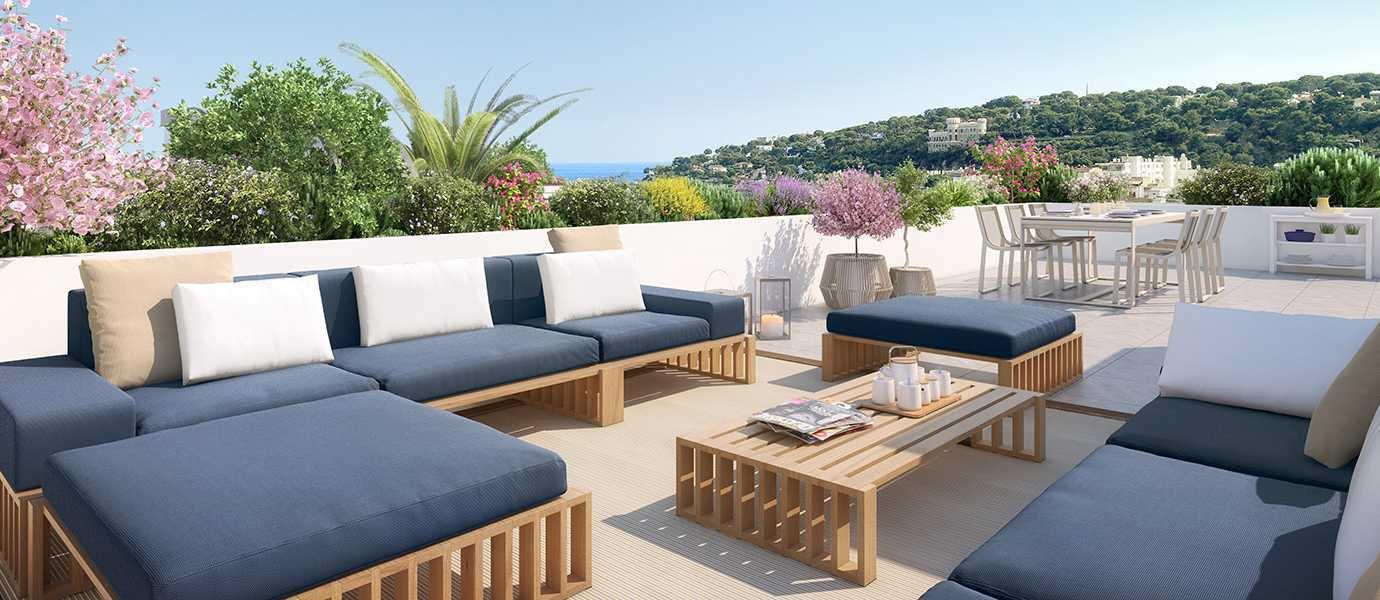 Продажа 1-уровень - Рокбрюн-Кап-Мартен (Roquebrune-Cap-Martin)