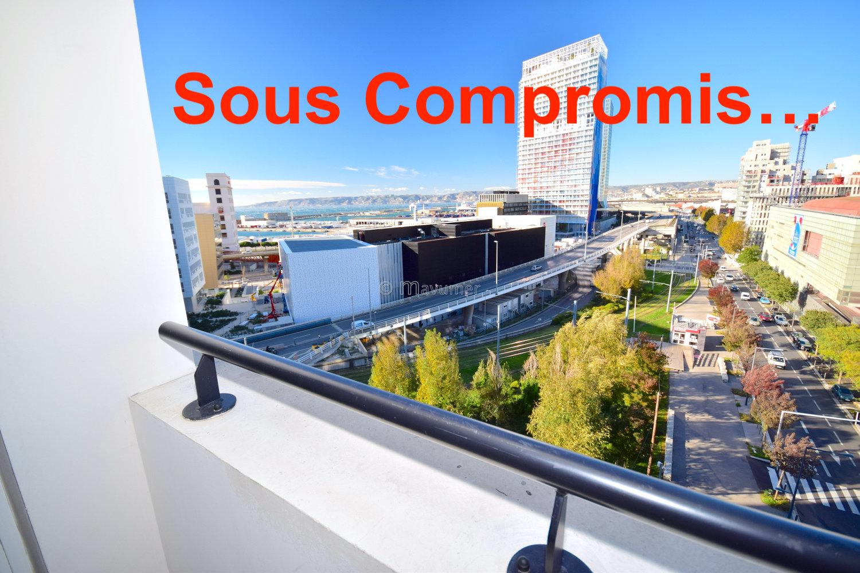 Sale Apartment - Marseille 2ème La Joliette