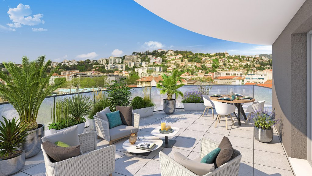 Development Apartment - Nice
