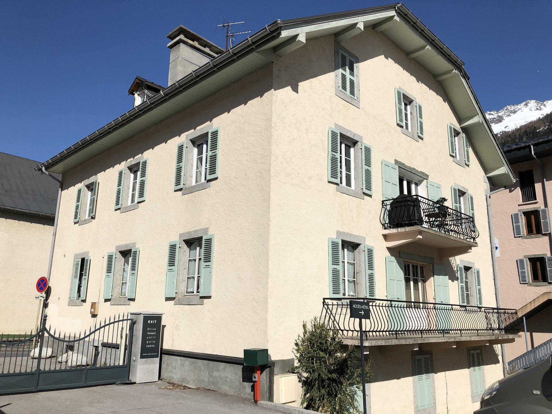 3 bedroom apartment, Chamonix Centre