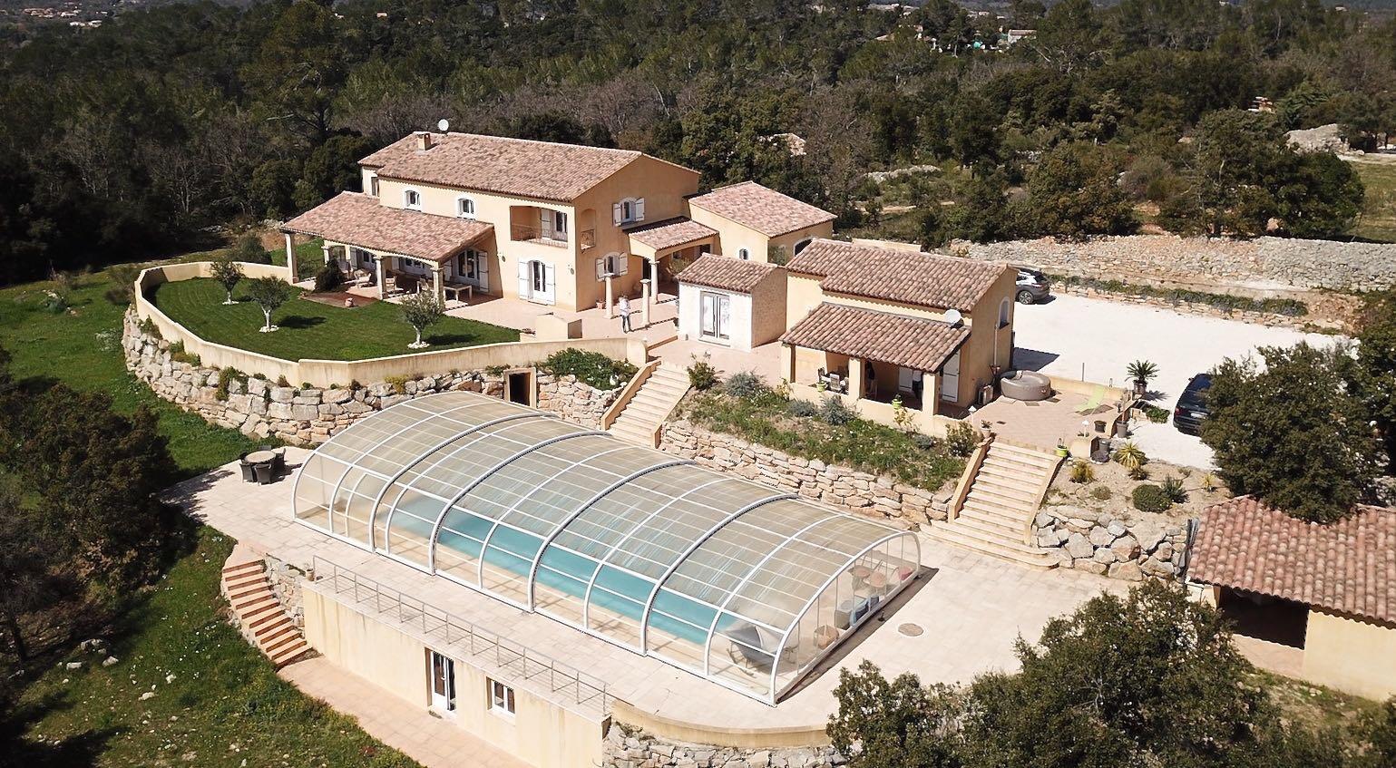 Property Besse-sur-Issole Var Provence