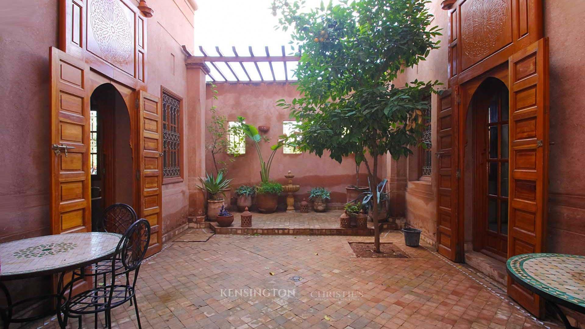 KPPM01111: Villa Azi Luxury Villa Marrakech Morocco