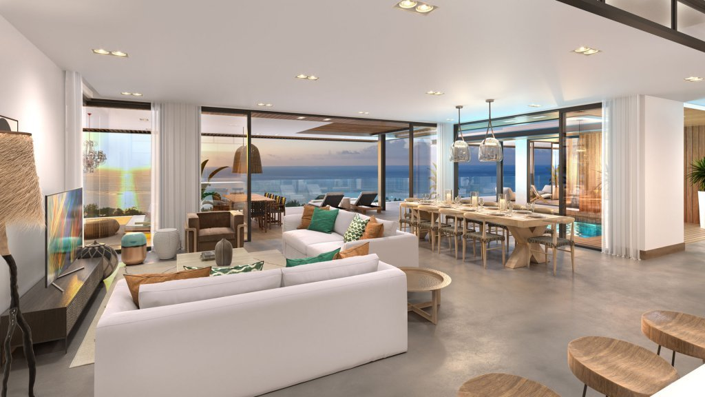 Exceptional 5-star development offering exquisite views