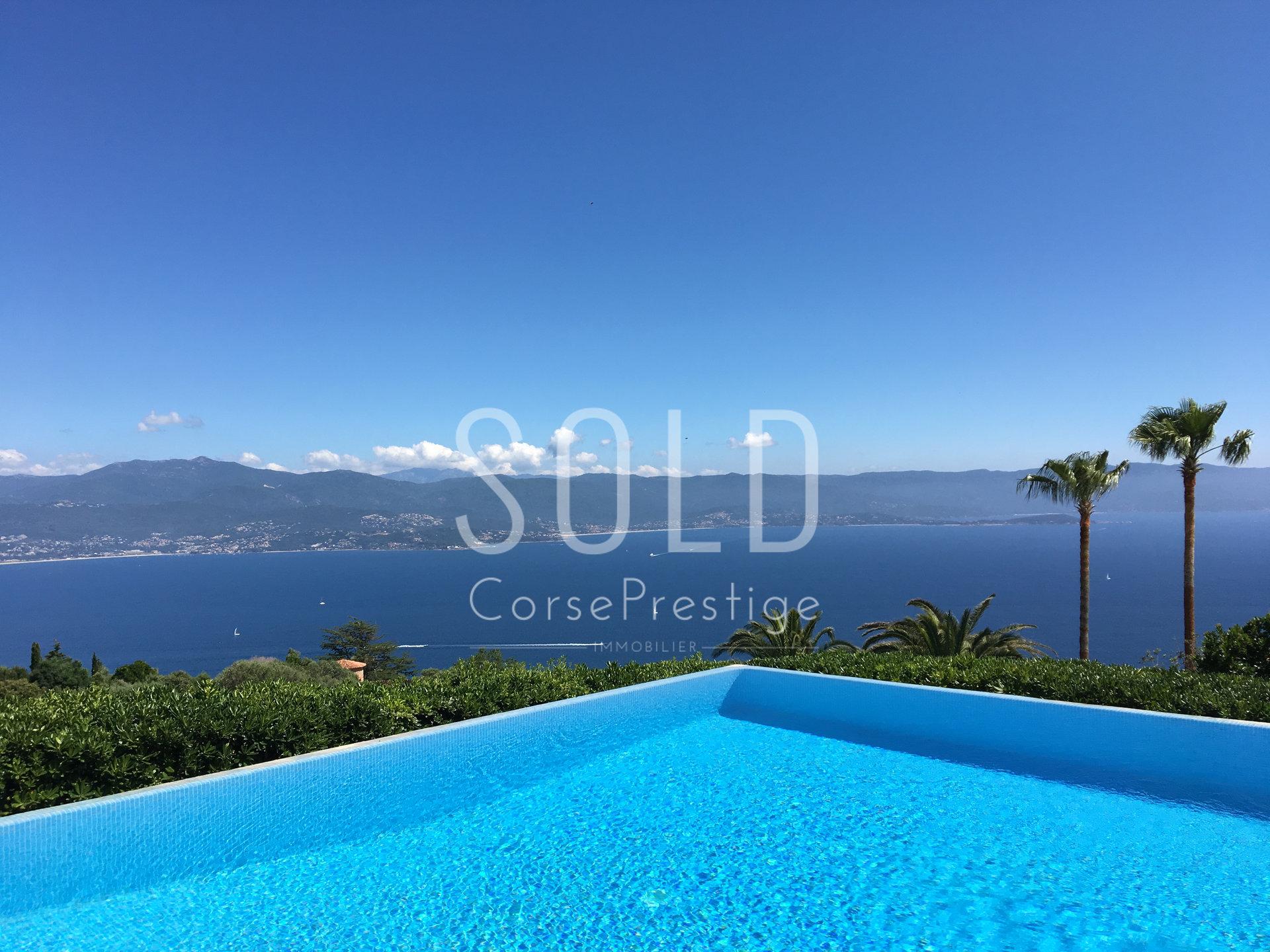 charming villa ajaccio   salario for sale image1