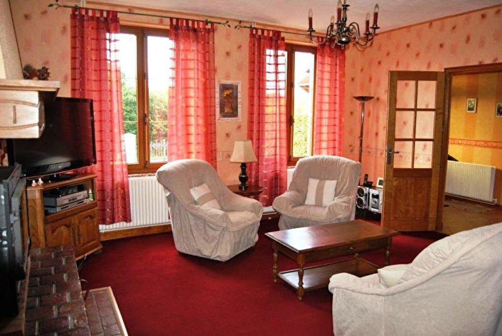 ORIGNY EN THIERACHE Maison individuelle 4 chambres