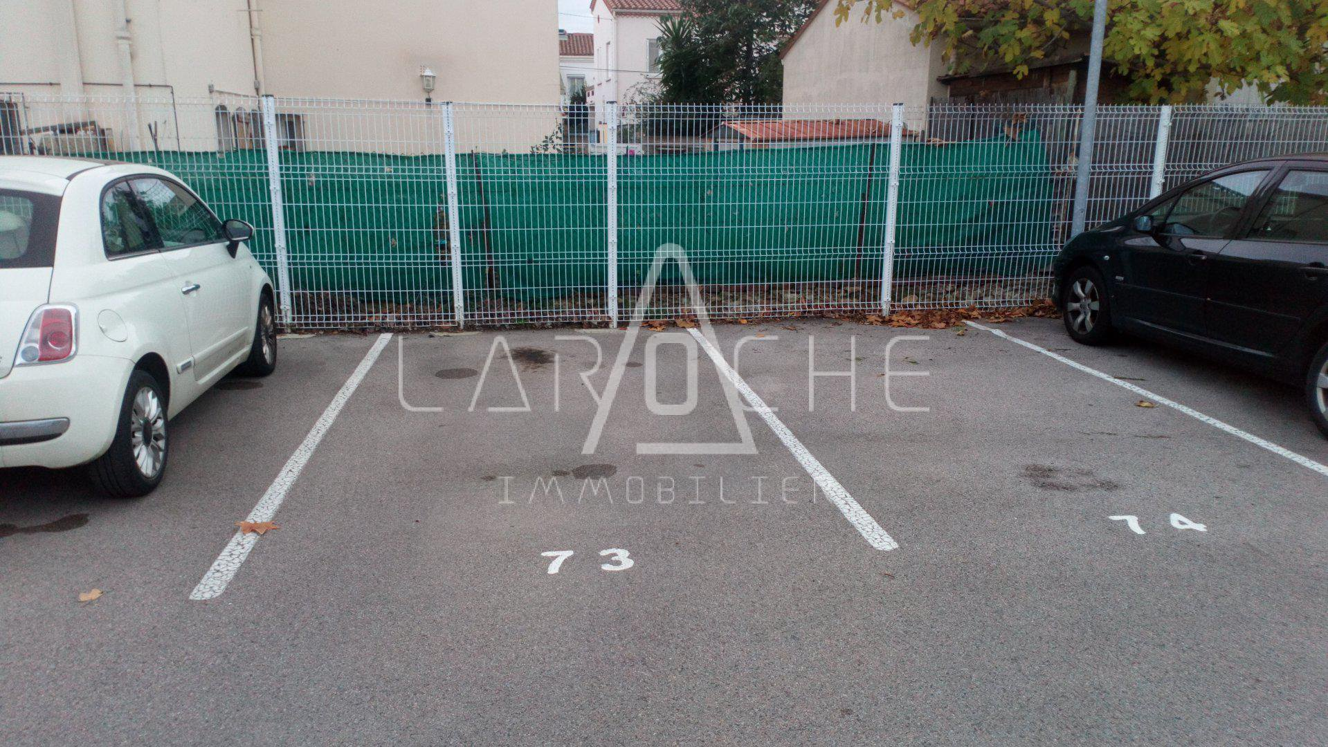 Sale Parking - Argelès-sur-Mer