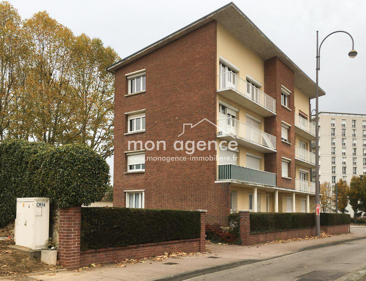 Le Petit Quevilly 76140, Appartement T3