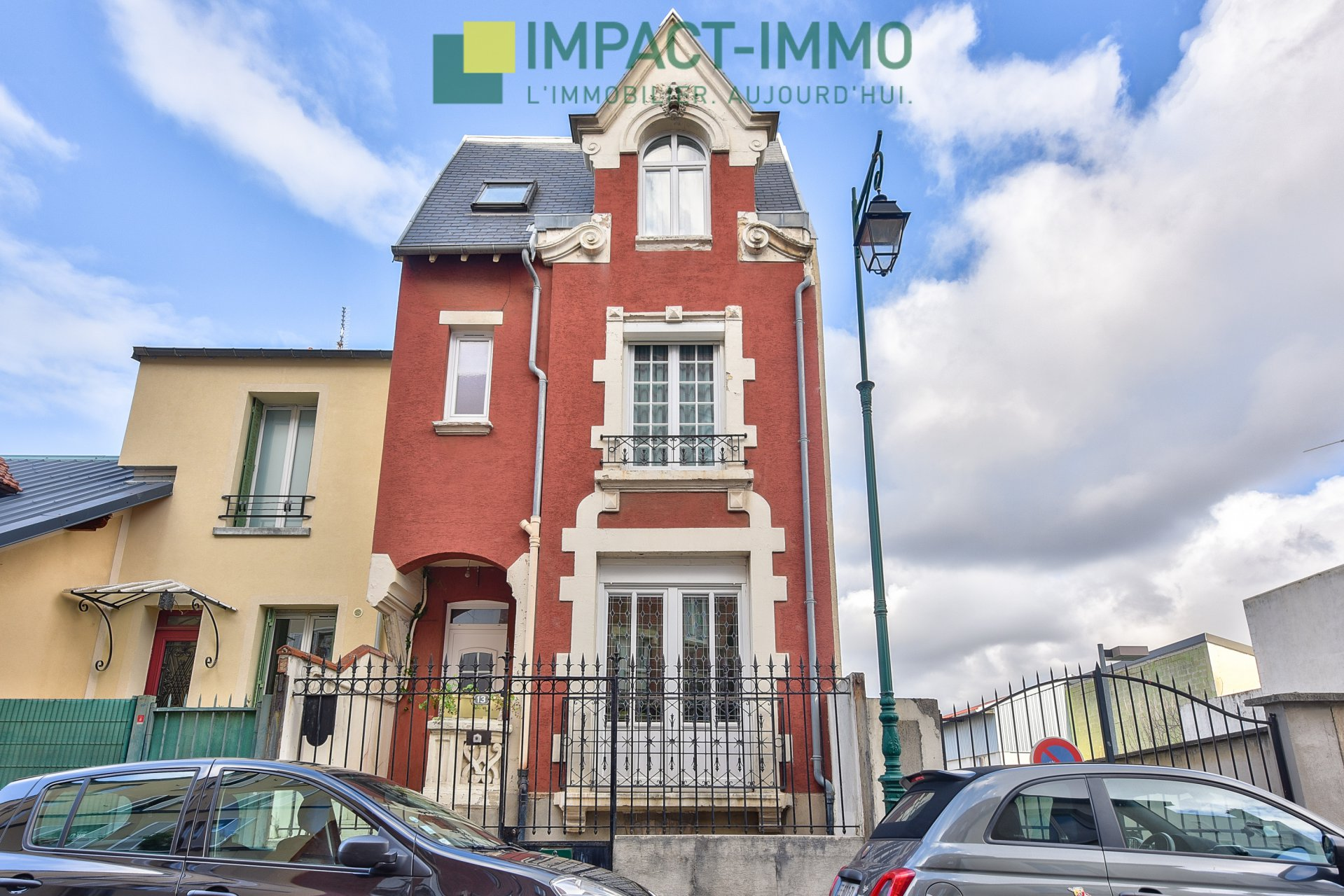 Sale House - Colombes