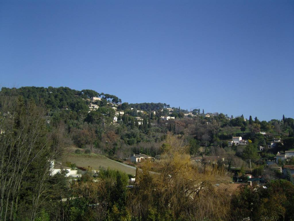 BELLE VILLA. SAINT PAUL DE VENCE.