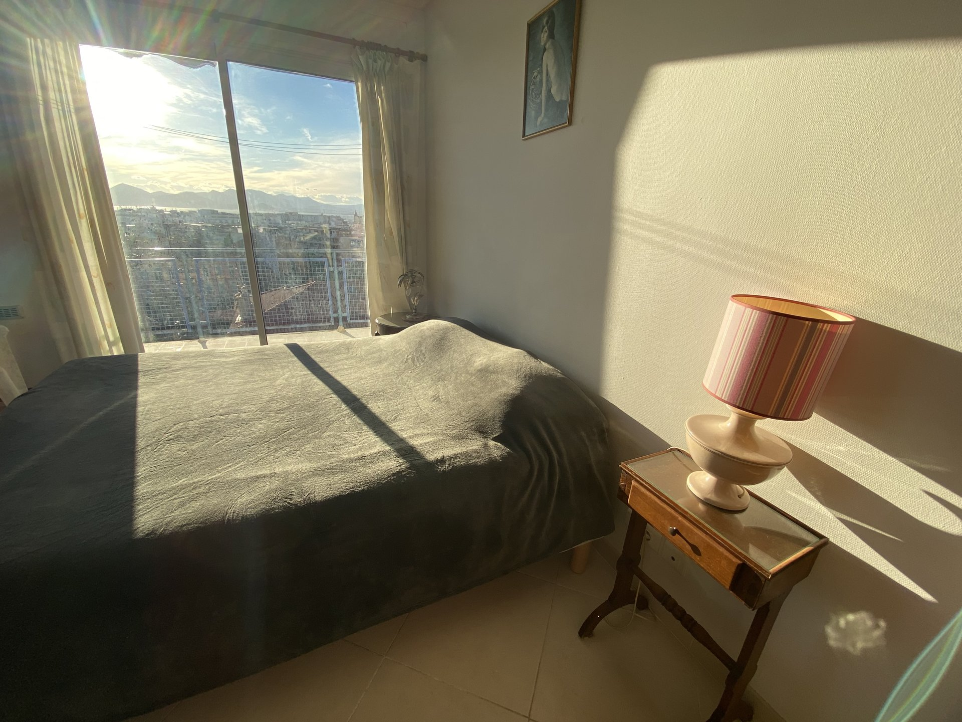 Sea view 3 Rooms in Cannes - Banane