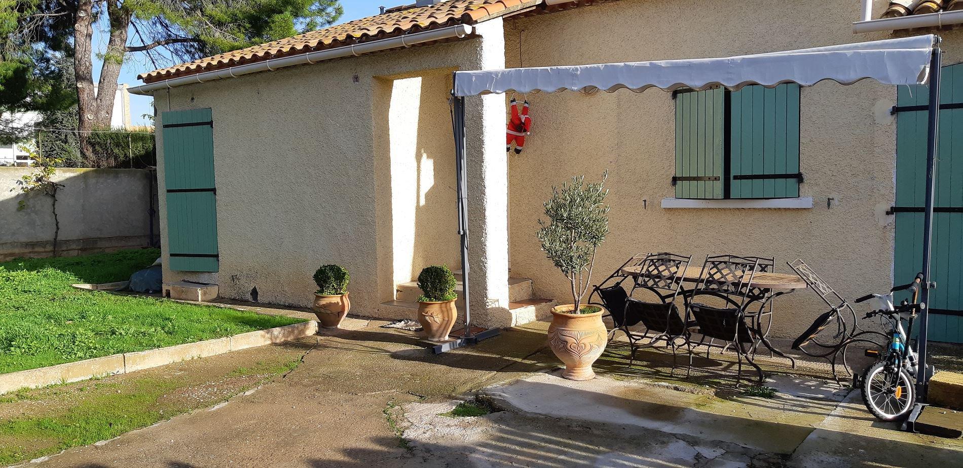 Béziers, Villa plain-pied avec jardin