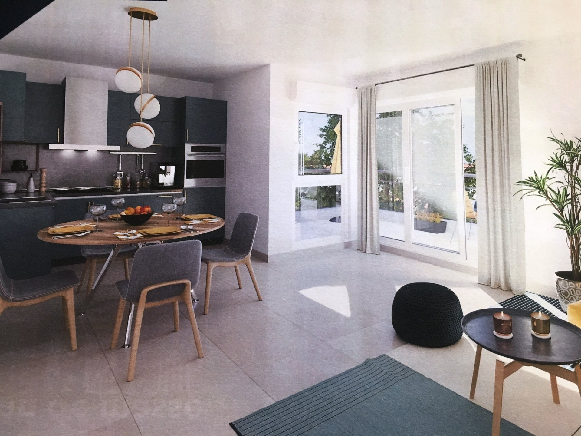 A VENDRE APPARTEMENT NEUF MARSEILLE