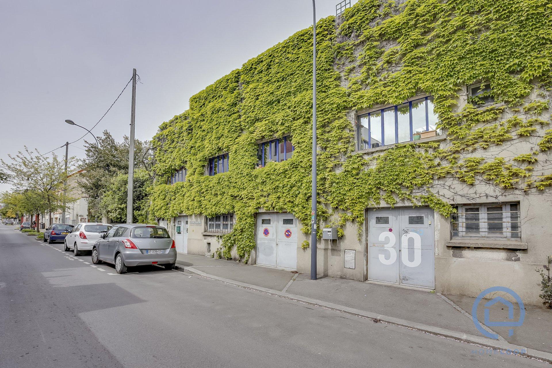 Vente Loft - Montreuil