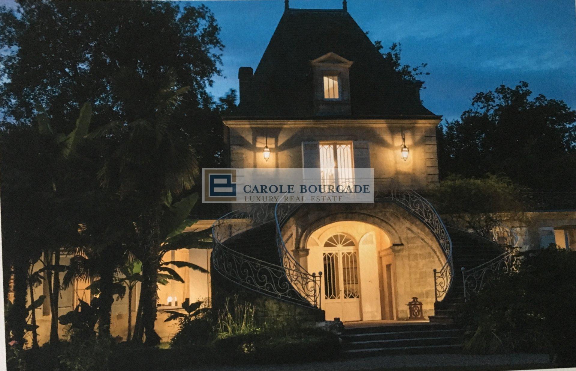 Продажа Замок - Бордо (Bordeaux) Caudéran