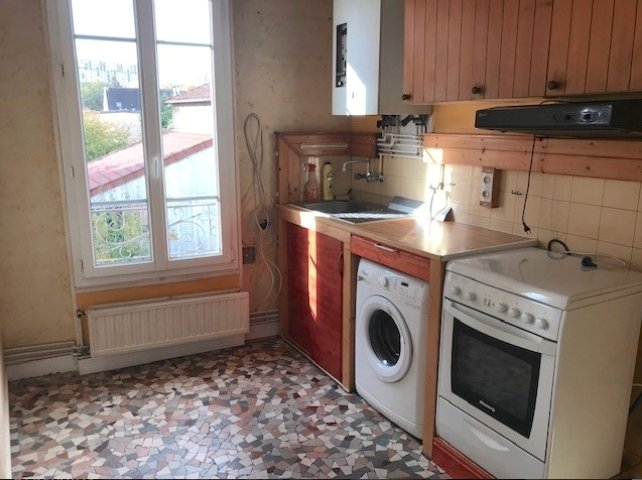 APPARTEMENT DE 2 PIECES 39,45 + COMBLES A CHATILLON