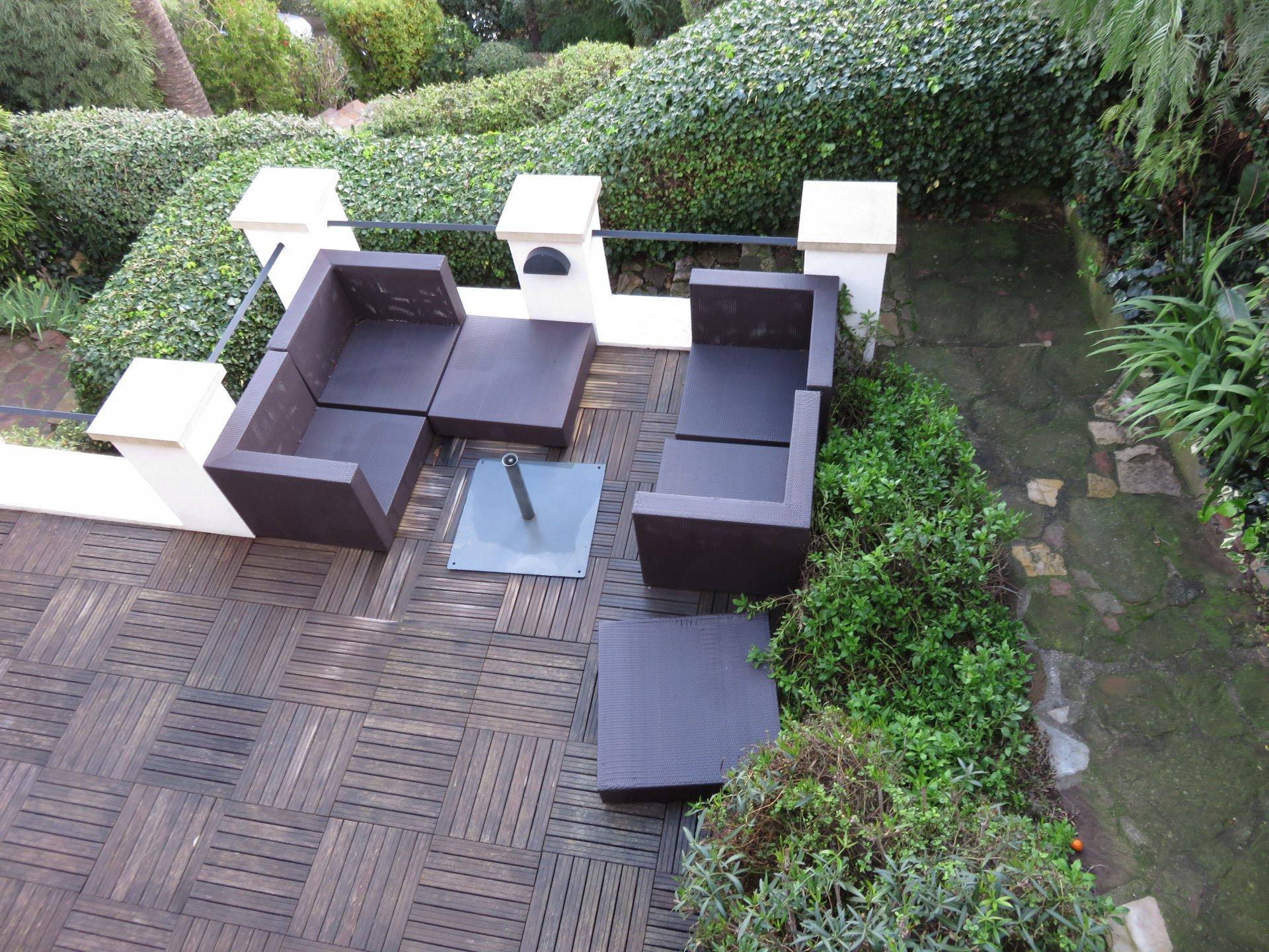 4-комнатная вилла с видом на море - гараж - бассейн