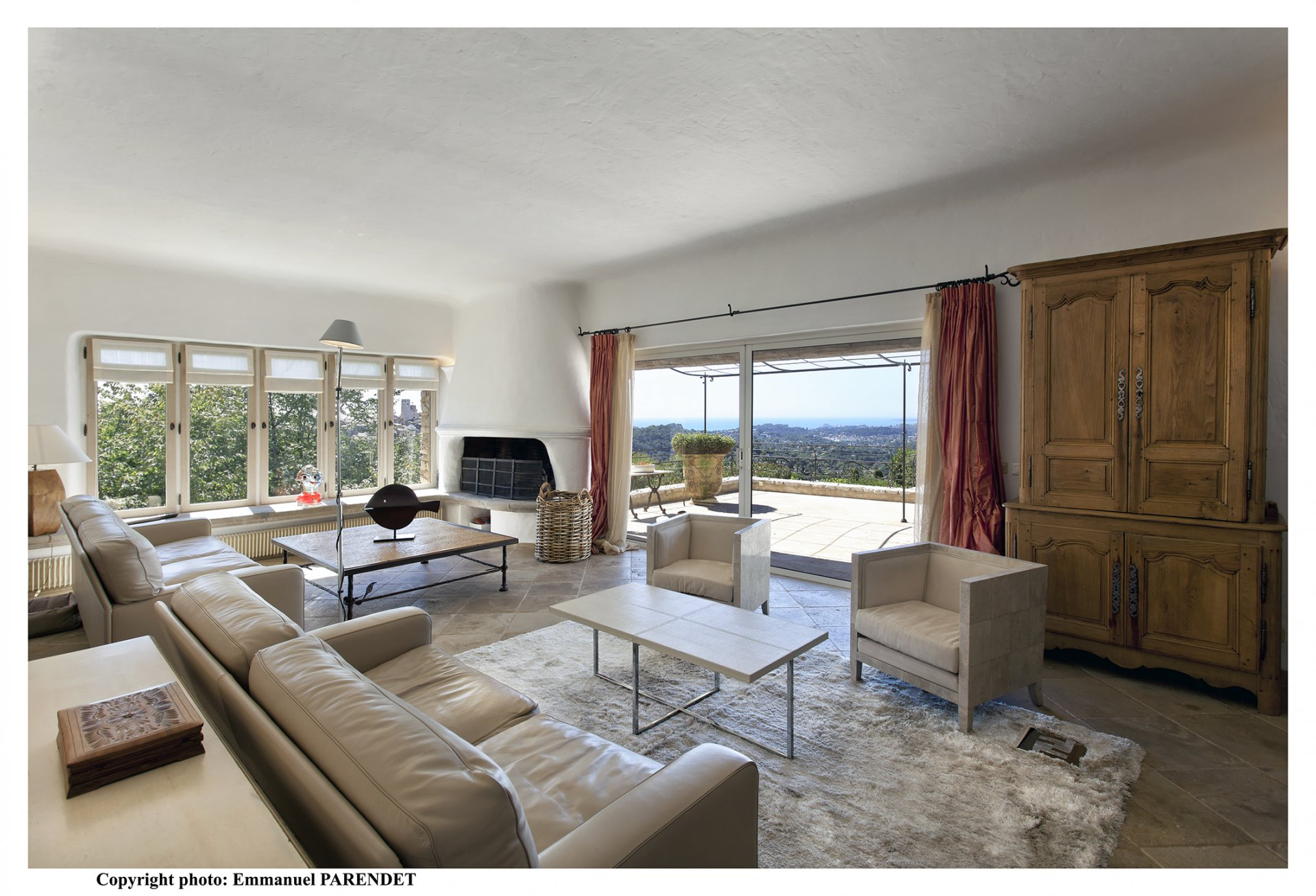 Exceptional property in Saint-Paul de Vence