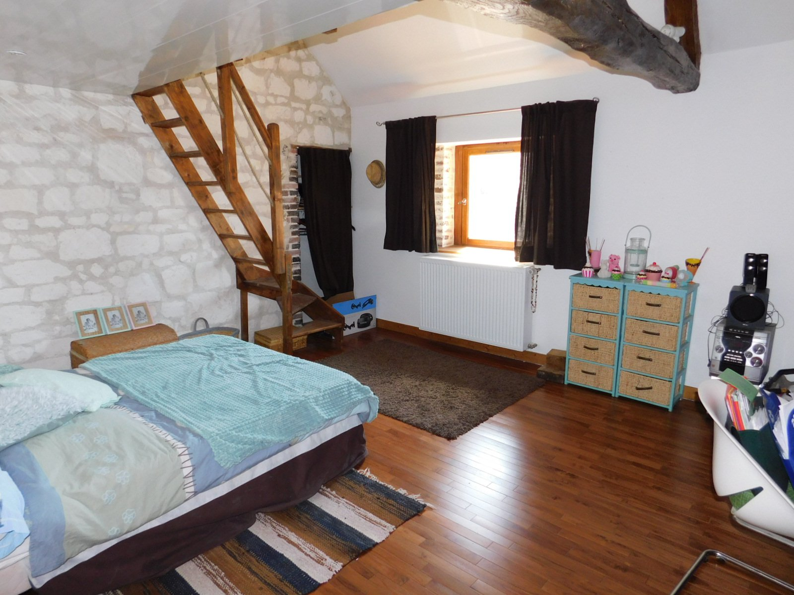 Sale Farmhouse - Paroy Sur Tholon