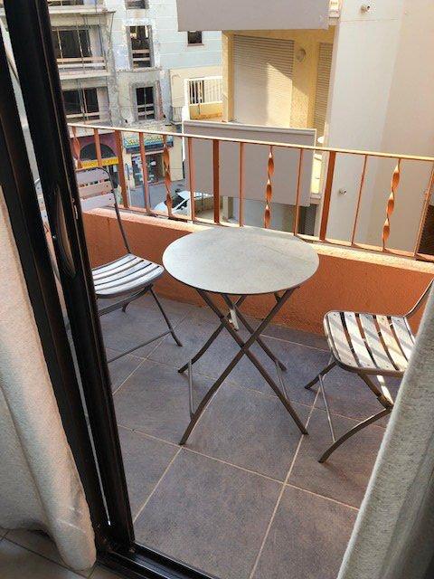 Canet-plage, joli T3 rénové et meublé