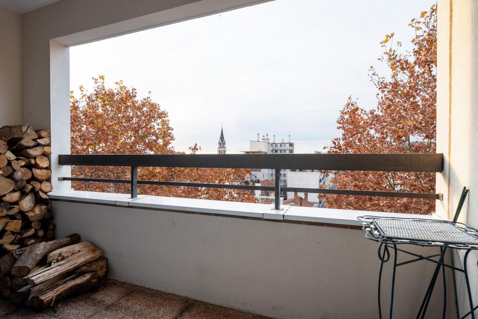 T3 Dernier Etage Lyon 2