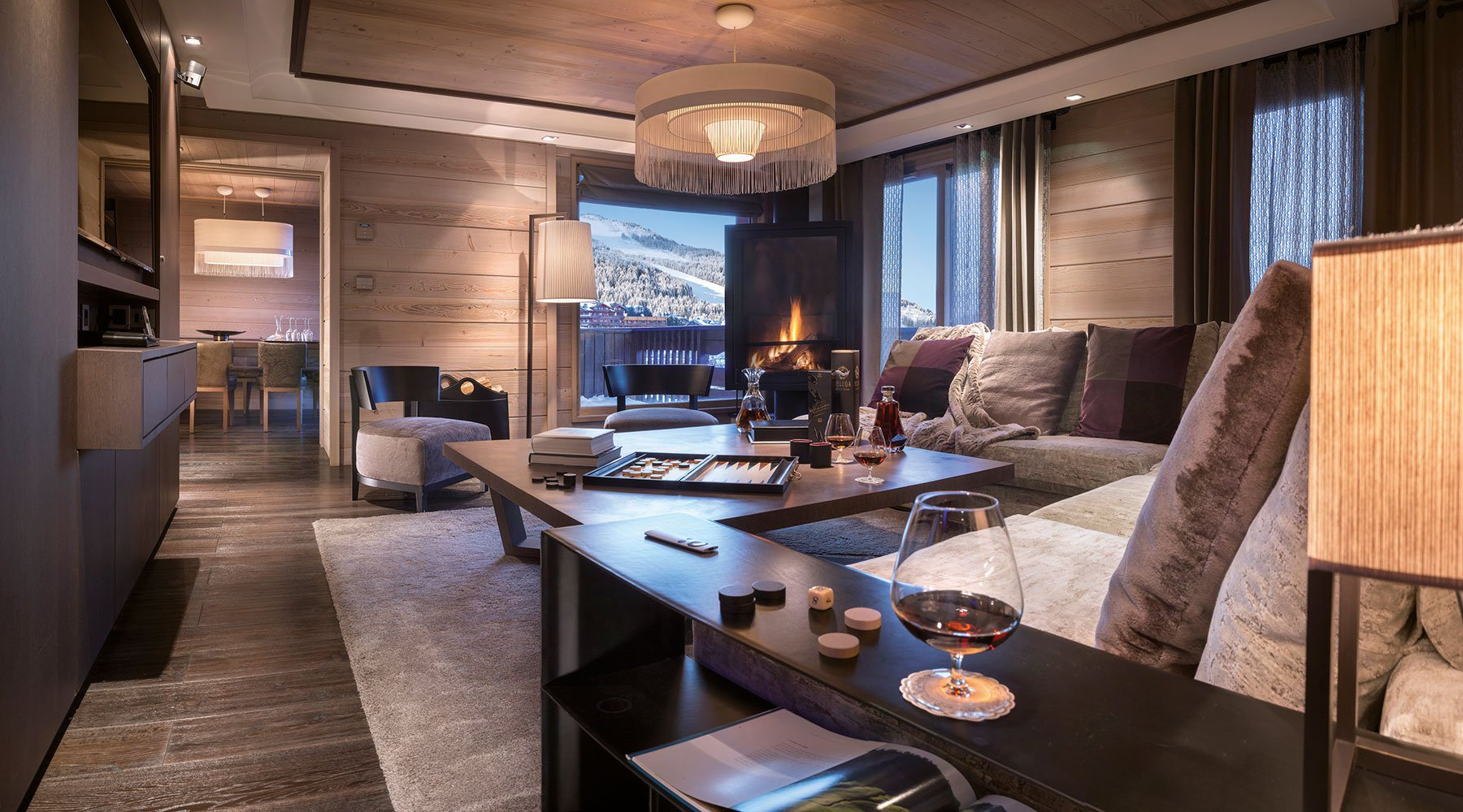 SEASONAL RENTAL APARTMENT  Courchevel