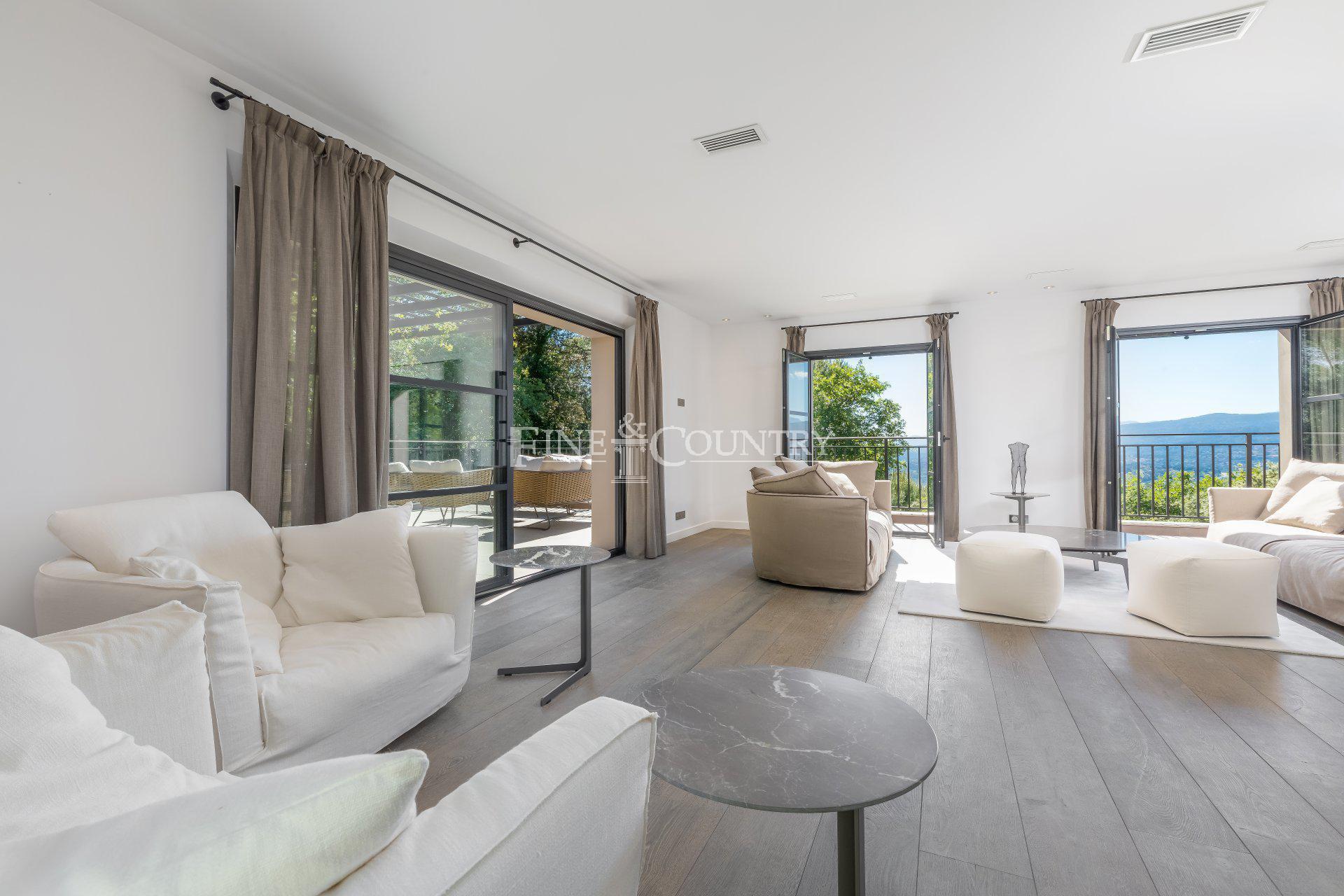 Villa for sale in Mougins Castellaras