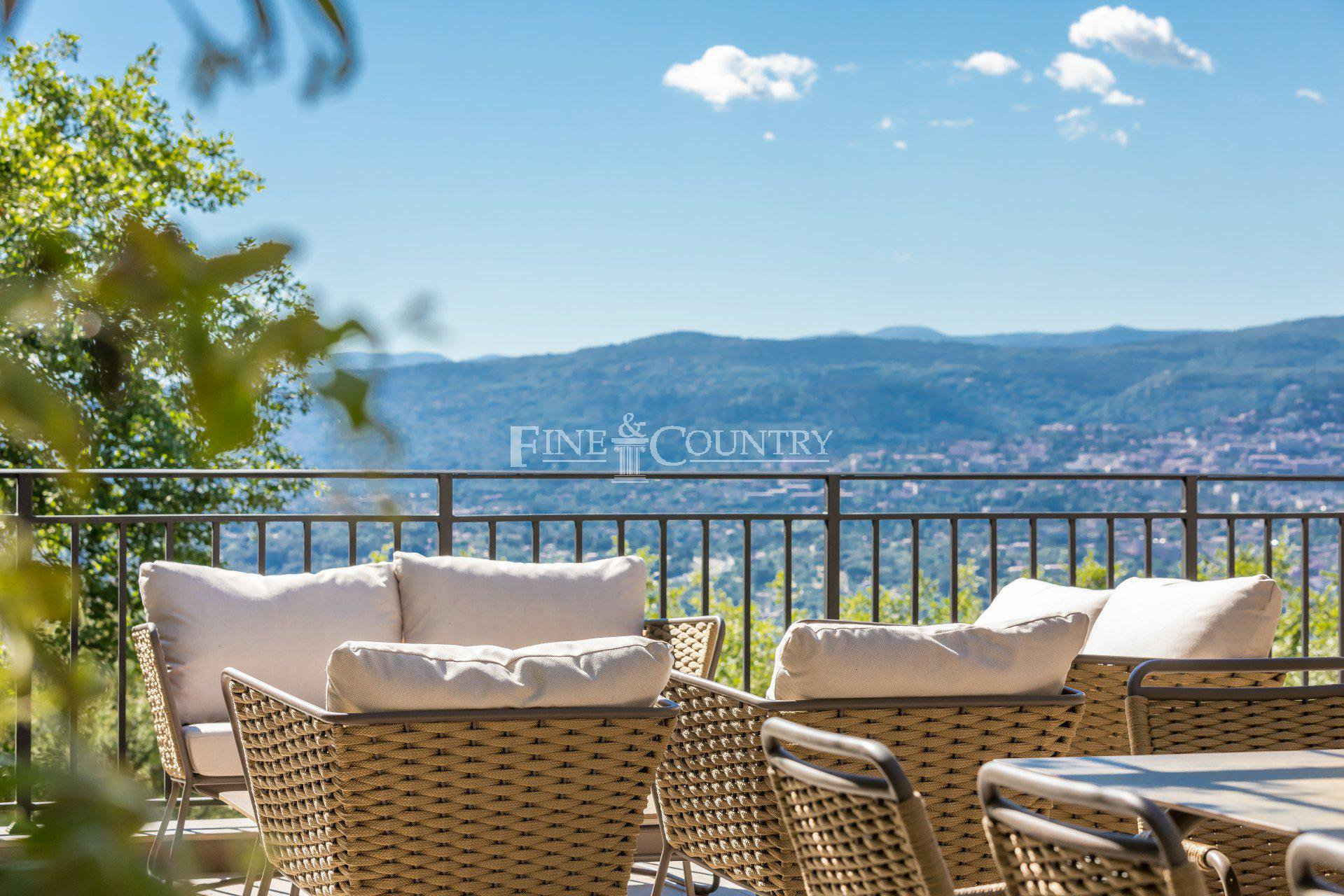 Vente Villa Mougins Castellaras